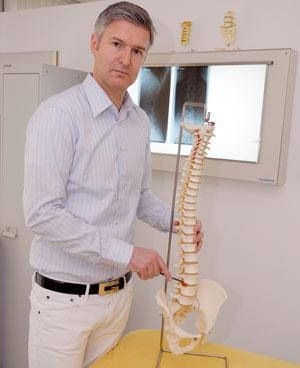 Chirotherapie, Dr. W. Herb