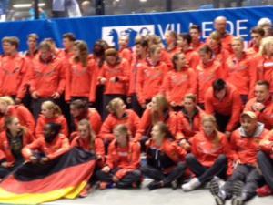 Leichtathletik Länderkampf Junioren 2015 Frankreich