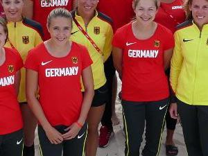 World Relays 2017 Bahamas Deutsche Mannschaft